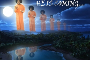 New film on SRI SATHYA SAI BABA'S RETURN