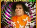 Everything everywhere is Sai…everything everywhere is Baba